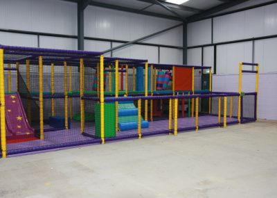 Play areas installed by PAHS